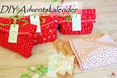 Filzprinzessin - DIY Adventskalender für Freunde ♥ Super easy DIY advent calendar for your friends