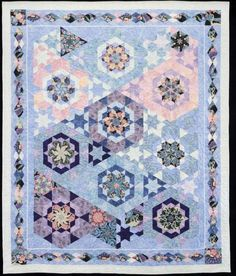 Moonlight Becomes You. Quilt from Doubledipity: More Serendipity Quilts by Sara Nephew