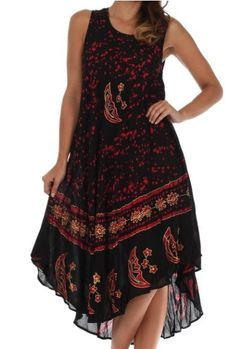 Red,Free Size Arican print Dresses For Womens Summer Beach Glamorous V-neck Bohemian Print Dress For Anniversary,Party,Valentines Day