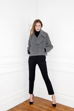 Fashion Design | Martin Grant Lookbook: Fall 2014