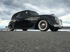 Chrysler: Other Airflow 1934 Chrysler Airflow Luxury Custom Street Rod