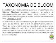 TAXONOMIA DE BLOOM  (1)