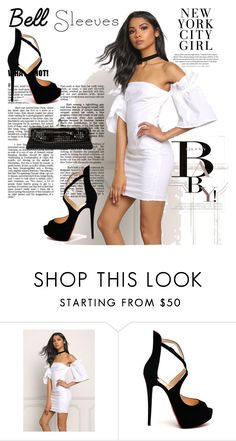"""""""New York City Girl"""" by jdee77 ❤ liked on Polyvore featuring Christian Louboutin and November"""