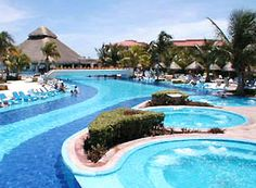Earned an all expense paid 6-day vacation to the Moon Palace Resort in Cancun, Mexico with the Network Marketing Company I was working with! Absolutely FABULOUS!