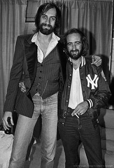 Mick Fleetwood and John McVie of Fleetwood Mac Music Love, Rock Music, Great Bands, Cool Bands, John Mcvie, Members Of Fleetwood Mac, Buckingham Nicks, Stevie Nicks Fleetwood Mac, British American