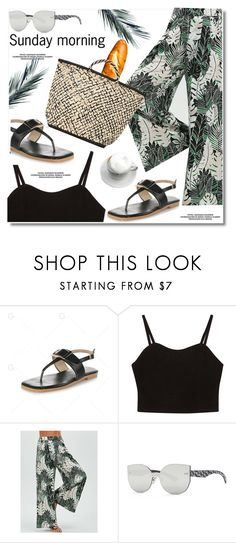 """Sunday morning"" by paculi ❤ liked on Polyvore featuring Soeur, Summer and sporty"