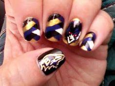 Amber did it!: Sunday Football Series #14~Baltimore Ravens