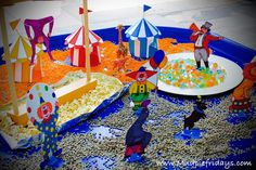 Circus Small World Play for preschoolers | Twinkly Tuesday | Pinterest ...