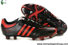 brand new 42d7f dca8e Wholesale Cheap Adidas adiPure TRX FG - Black-Infrared-Running White Soccer  Shoes On Sale