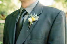 Another Boutonniere Idea