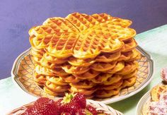 Perfect Cookie Recipes – 20 Baking Tips To Make The Best Cookies Ever - New ideas Easy Waffle Recipe, Best Pancake Recipe, Easy Cookie Recipes, Waffle Recipes, Baking Recipes, Cake Recipes, Dessert Recipes, Desserts, Pancakes And Waffles