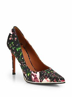 Givenchy Rose Camo Pumps $620