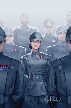 The brave men and women of the Empire : StarWars – … - Star Wars Star Wars Fan Art, Star Wars Concept Art, Star Wars Comics, Rpg Star Wars, Star Wars Jedi, Star Wars Lightsaber, Star Trek, Star Wars Logos, Images Star Wars