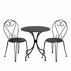 5ROOMS | Café Bistro Set - - 5rooms.com Dinner for two <3 #bemyvalentine #5Rooms #love #valentinesday