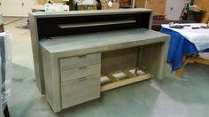 Commercial Desk