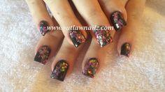 Nails Mylar Nails, Nail Stuff, Things To Think About, Nail Polish, Nail Art, Glitter, Style, Swag, Nail Polishes