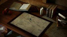 Bag End, The Hobbit, Map