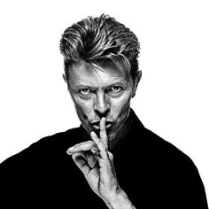 The Bowie Session by Gavin Evans