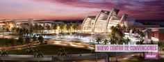 Panama convention center.  Theater night