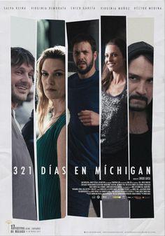 321 días en Míchigan (2014), Enrique García.