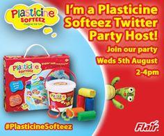 Plasticine Softeez t