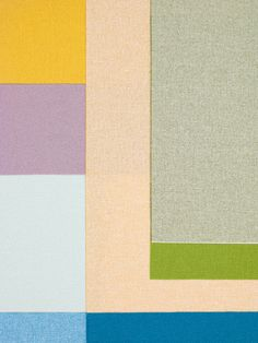 Herman Miller's Refreshed Palette by Carl Kleiner pastel colours | Yellowtrace