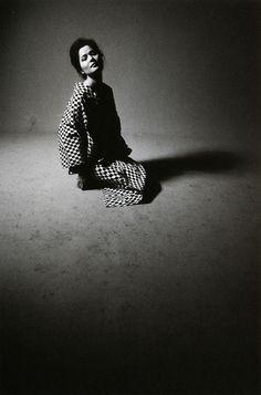 """zoebalthus: """" Kimono #3 - 1963 © Eikoh Hosoe """""""