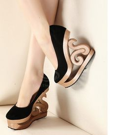 Casual Women's Wedge Shoes #dental #poker