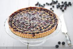 Tarta de arándanos | webos fritos Cheesecakes, Sweet Recipes, Healthy Recipes, Sweets, Desserts, Food, Queso, Tarts, Pound Cake