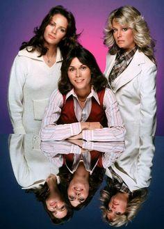 Publicity Photos Season 1 on Charlie's Angels 76-81 - http://ift.tt/2n5v54Z