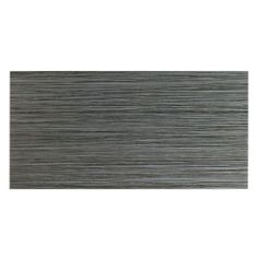 MONO SERRA Italia Zen Noir 12 in. x 24 in. Porcelain Floor and Wall Tile (16 sq. ft. / case)-9532 at The Home Depot