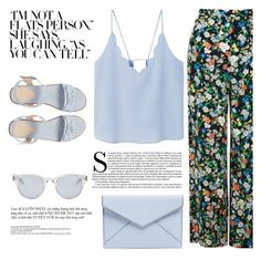 """Meet You by The Beach"" by sweet-jolly-looks ❤ liked on Polyvore featuring Topshop, MANGO, ASOS, Rebecca Minkoff, Sun Buddies, Summer, SimpleOutfits, simple and weekend"