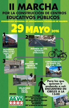 Gente de Villaverde: El 29 de mayo, volvemos a Sol a reivindicar equipa...