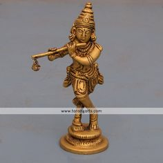 Buy wide range of brass idols and statues of Hindu gods, ideal for your puja room also finds metal figurines for decorating your home at Tarangarts.com. Metal Figurines, Puja Room, Brass Statues, Tanjore Painting, Painting Gallery, Handicraft, Decorating Your Home, Sculptures, Idol