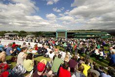 Henman Hill, Murray Mound or Rudeski Ridge. you decide! Tennis Tournaments, Tennis Clubs, Wimbledon Tennis, British Things, Lawn Tennis, The Spectator, The Championship, Dolores Park, England