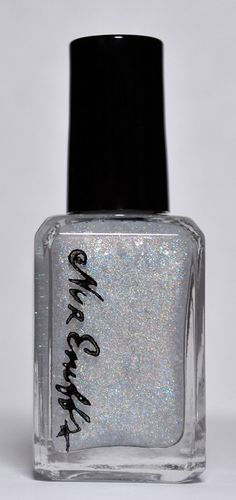 Nvr Enuff: Care of Magical Creatures. A holo sparkle that works as glitter or on its own.