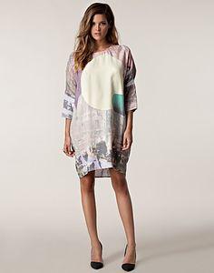 STINE GOYA / CARLA DRESS - NELLY.COM