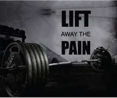 Lift The Pain Away wall decal. *****Store Policies****** **Shipping and Payments** -Domestic Shipping Items are shipped via USPS First Class...