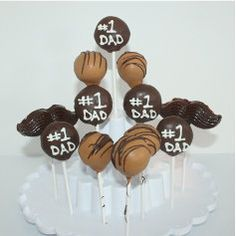 Faye's Father's Day Bunch Cake Pops | Shop Fathers Day Cake Pops