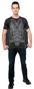 NEW General Zod Adult Costume Kit