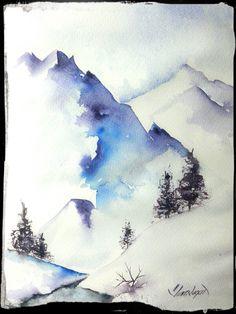 ıssız mavi