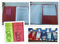 Home Reading Logs -  idea on organizing home reading log folders and managing the program.