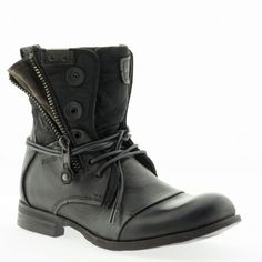 POR Bunker boots for men.