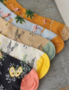 [Envelope Online Shop] Bonne Maison socks Lisette
