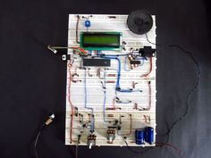 Using PIC Microcontroller For Voice Input And Output