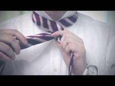 Viisi tapaa sitoa kravatti - Videot - Yhteishyvä