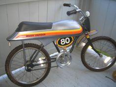1978 Huffy Silver Thunder 80