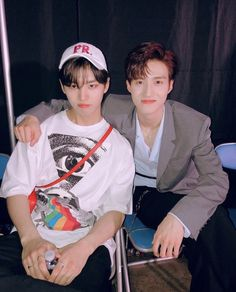 Hongseok and yeoone