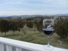 Wolf Gap Vineyard and Winery, 4/07/13