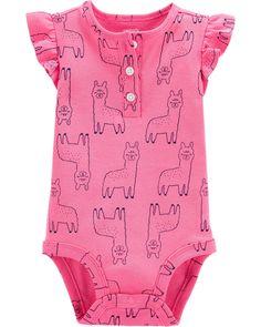 I Just Freaking Love Llama Infant Baby Boys Girls Crawling Clothes Sleeveless Romper Bodysuit Onesies Jumpsuit White